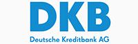 Logo DKB Bank Bankkonto digitale Nomaden