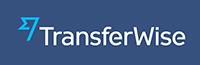 Logo TransferWise Mulitwährungskonten Bankkonto digitale Nomaden